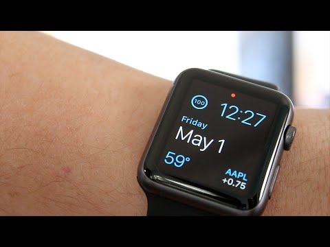 Unboxing: Apple Watch Sport 42mm Space Gray with Black Sport Band