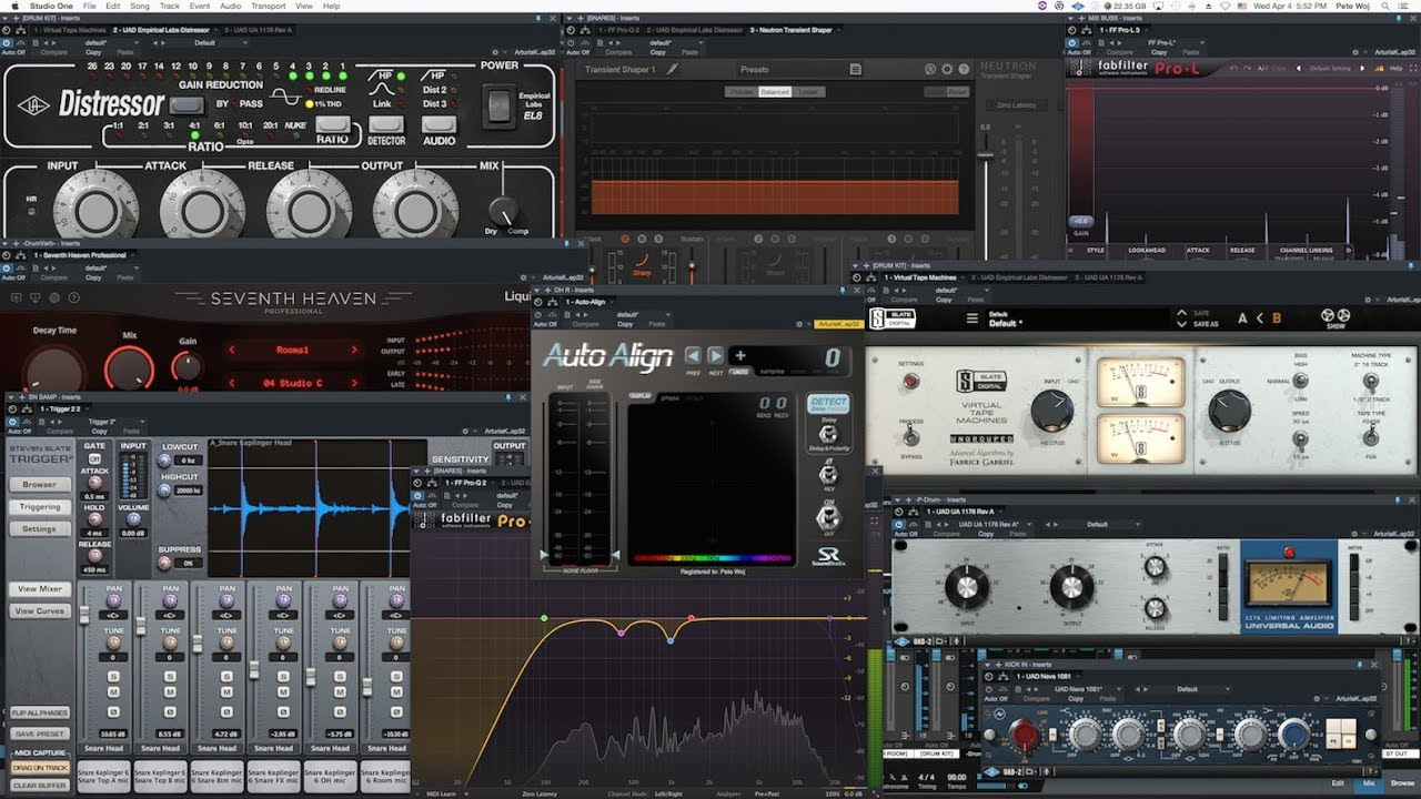 10 Must Have Plugins for Mixing Drums | MixBetterNow com