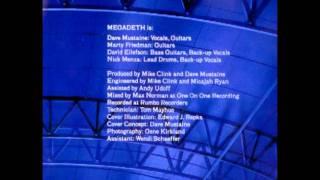 Megadeth — Five Magics (Instrumental)