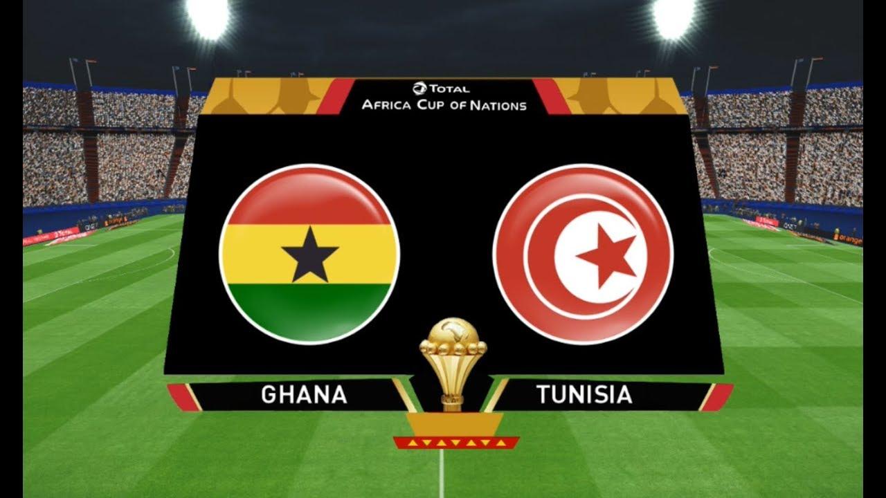 Image result for tunisia vs ghana