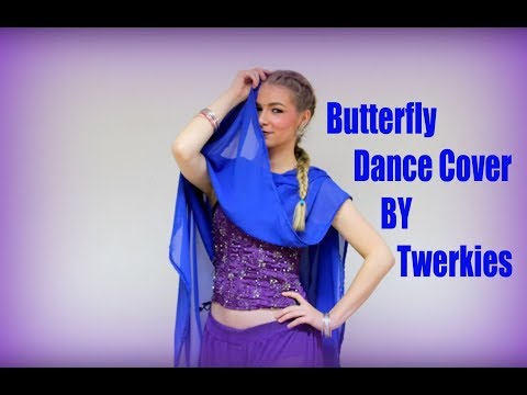 Butterfly (Jab Harry Met Sejal)-dance Cover By Twerkies