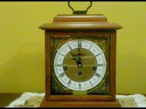 Reloj hermle de mesa youtube - Relojes decorativos de mesa ...