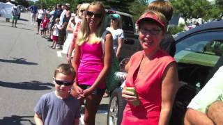 Parade Day in Ocean Park, Maine