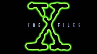 X FILES THEME MUSIC FILE X