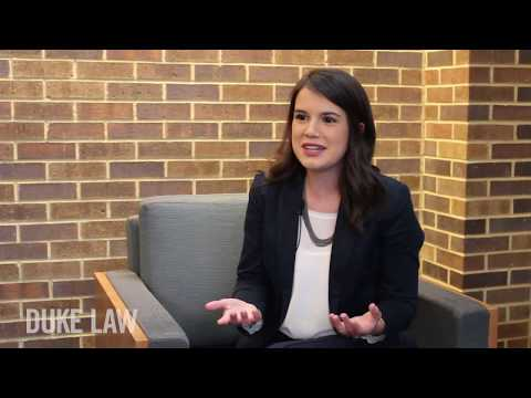 Alice Dias '19 Talks About The Duke Law International LLM Program