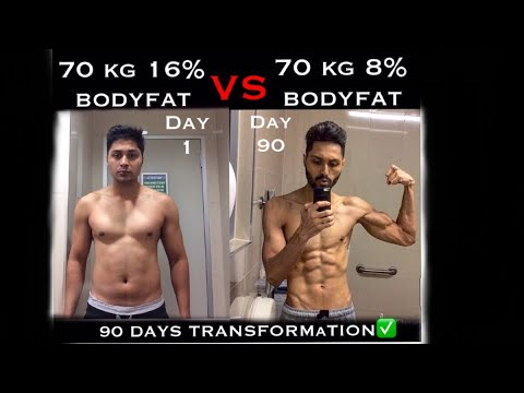 how to successfully cut body fat