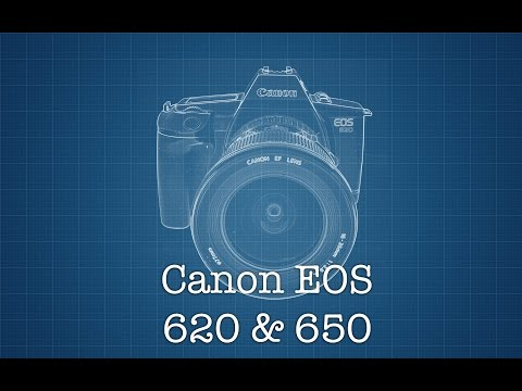 Canon EOS 620 & 650 Review | This Old Camera #02