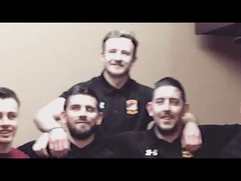 Brynmawr RFC - Meet the Pirates - Leigh 'Tinker' Taylor