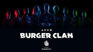 Burger King & PlayStation | BURGER CLAN #BurgerClan #PideJugando