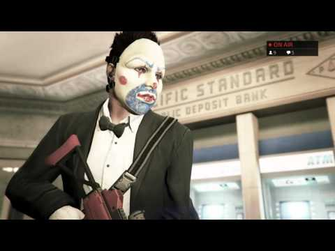 GRAND THEFT AUTO 5 LIVE.(PS4) (MALAY) (ROAD TO 400 SUBS)