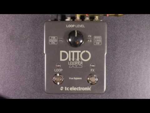 TC Electronic Ditto X2 Looper Review - BestGuitarEffects.com