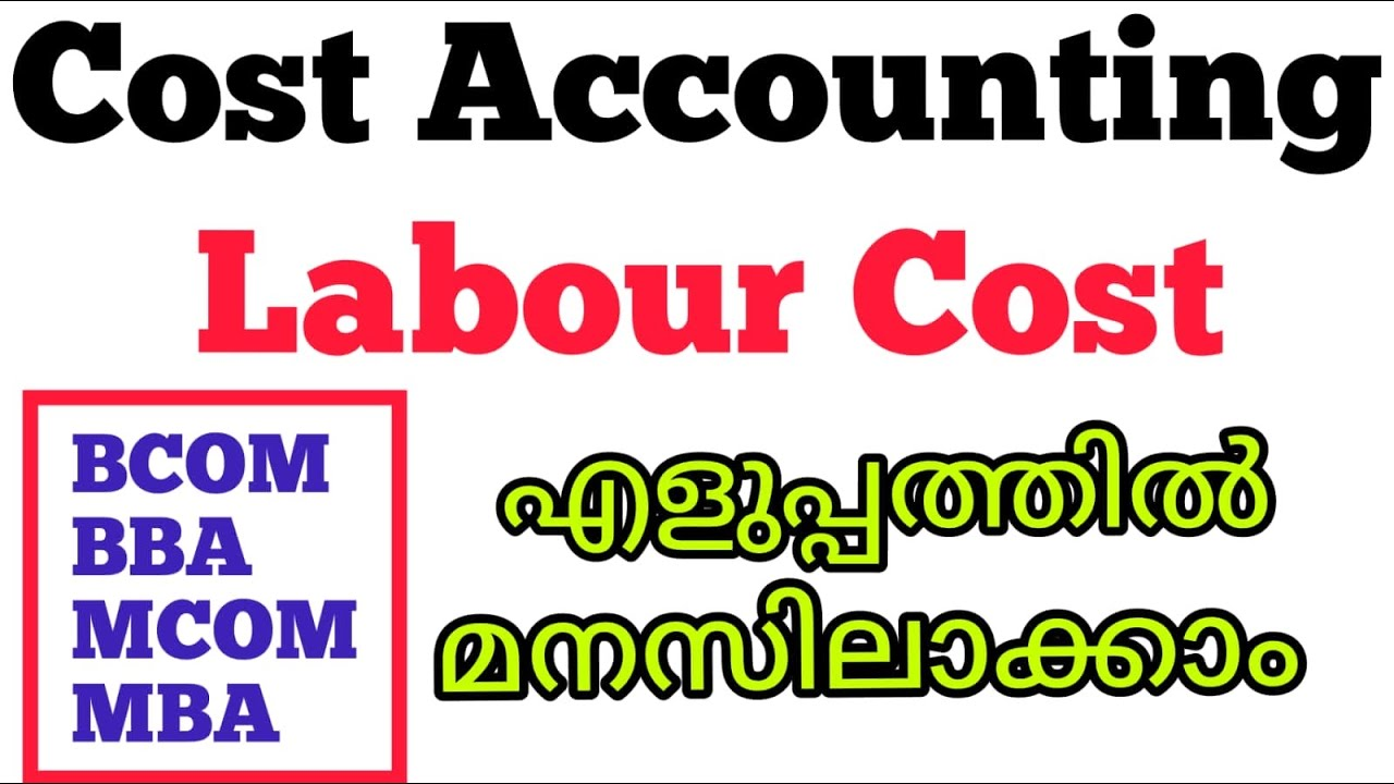 Download Labour Cost