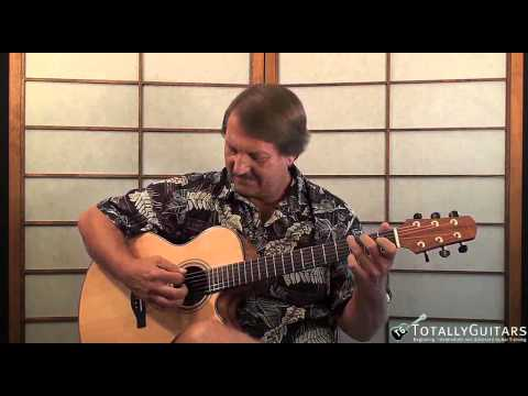 Jimmy Buffett Guitar Lessons - YouTube