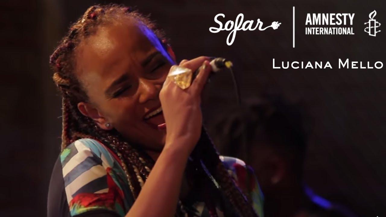 Luciana Mello - Simples Desejo | Sofar São Paulo - GIVE A HOME 2017