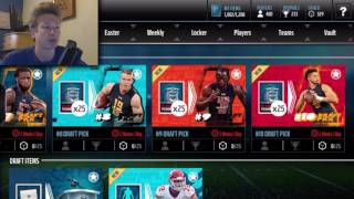 MYSTERY DRAFT ENVELOPES ARE OPEN! Boosted 99 Myles Garrett! - Madden Mobile