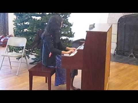 McHenry County Music Center Recital Ivanna Vilchis 11/13/16