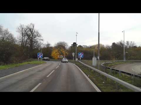 [GB] A308(M), Full Motorway :)
