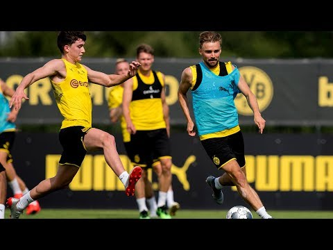 BVB is back on the pitch! | Training session at the Start of the New Season!