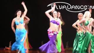 На восточном базаре   шоу - беллиданс спектакль танец живота