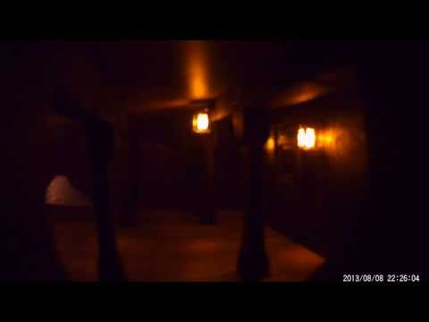 Имитация фонарей для модели