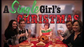 A Single Girl's Christmas Trailer | I'm Single and I'm Lit