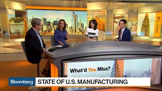 Bloomberg View's Justin Fox on Friends Calculating GDP shares