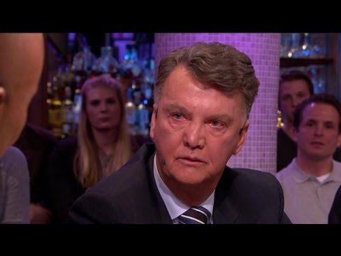 """""""Ik heb de laatste maanden veel over mij heen gekregen"""" - RTL LATE NIGHT"""