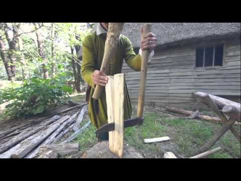 2011 17th Century English Village Virtual Field Trip - Plimoth Plantation