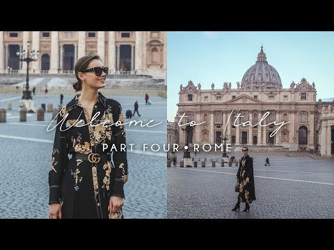 It all fell Apart in Rome... So I Went to Gucci! | Italy Vlog #4