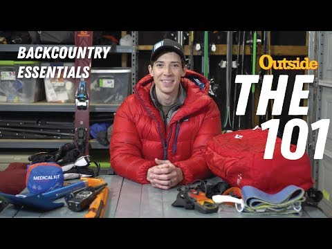 The 101: Backcountry Essentials