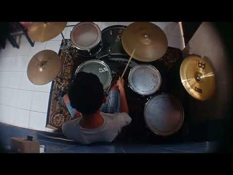 Drum Cover - PERGI HILANG DAN LUPAKAN - REMEMBER OF TODAY