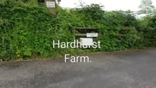 Hardhurst Farm Campsite.