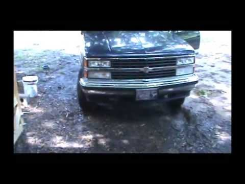 1993 Chevy Silverado Hard Starting Issues Resolved - YouTube