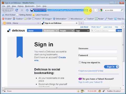 Social bookmarking ribbon tab in SharePoint 2010