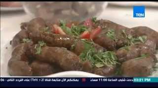 مطبخ 10/10 - الشيف أيمن عفيفي - والشيف حنان رمضان - طريقة عمل الممبار