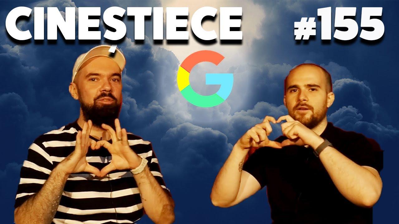 #155   Google este zeu   CINEȘTIECE Podcast cu Teo și Victor Băra