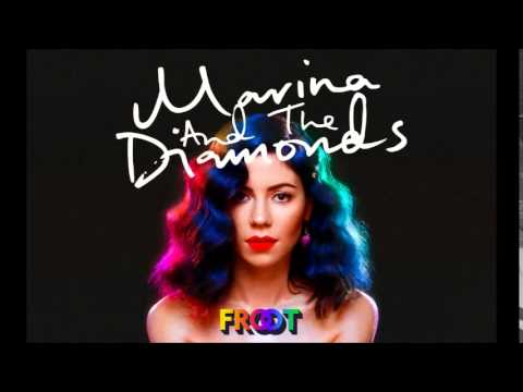 Marina And The Diamonds - Can't Pin Me Down (Audio)