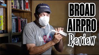 Broad Airpro Powered Mask Review - Breathe Easier?