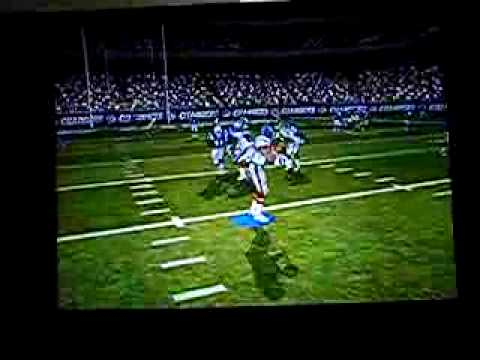 Madden 2004 Denver Broncos My Greatest Touchdown Ever