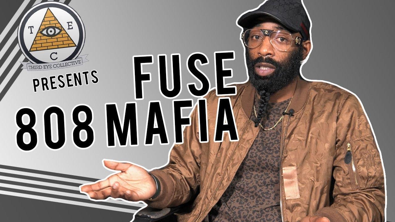 Fuse of 808 MAFIA Interview