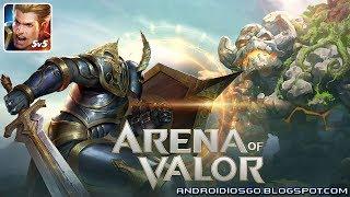 Video Arena of Valor Real 5v5 MOBA Released Server Southeast Asia   Now Let's Get Started (Android/iOS) download MP3, 3GP, MP4, WEBM, AVI, FLV November 2018