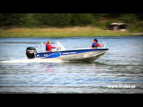 Linder Aluminium Boats