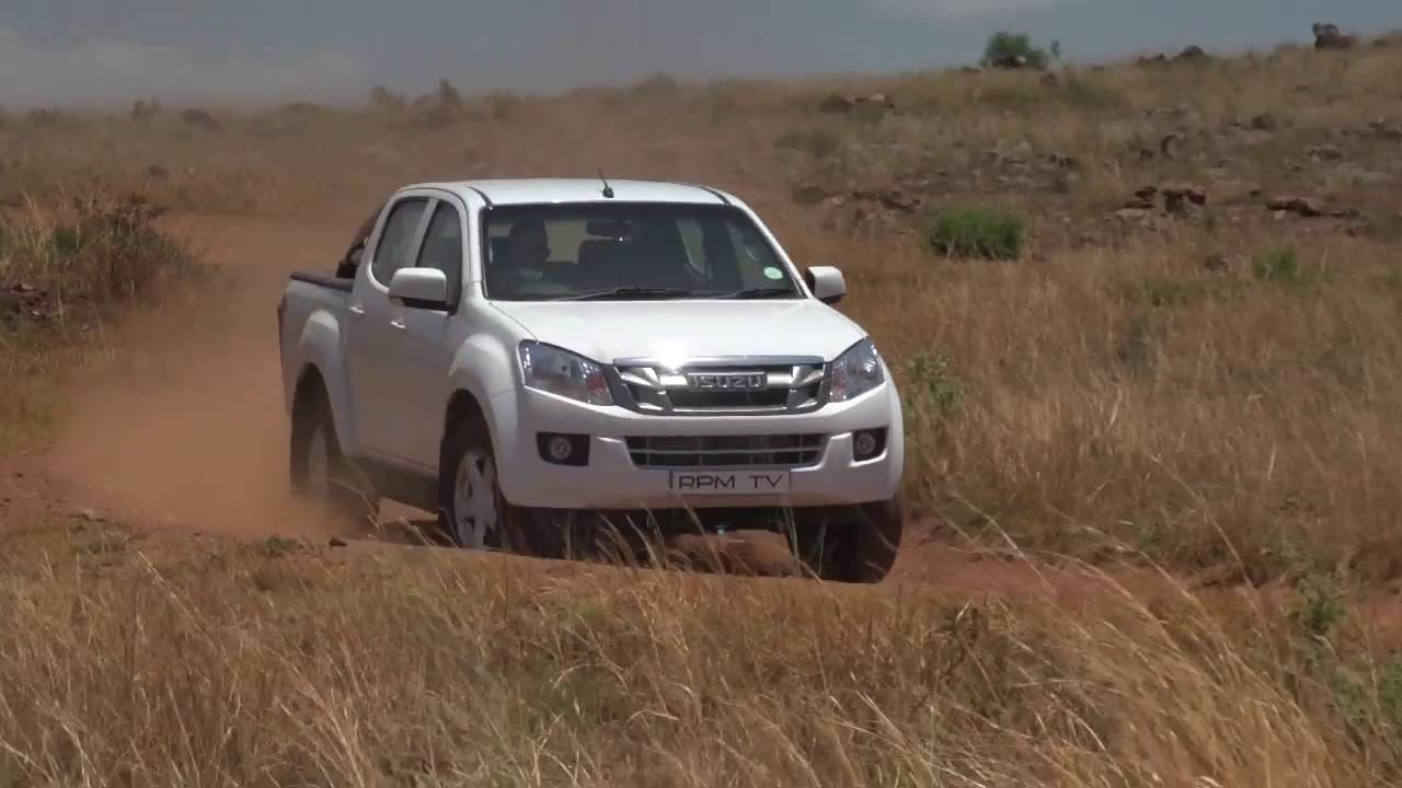 Episode 340 Isuzu Kb 250 D Teq Double Cab Le 4x4 Youtube