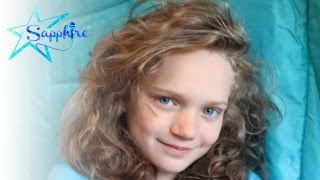 """Teardrops"" Emmelie De Forest Duet with Sapphire aged 10 years video by Melissa"