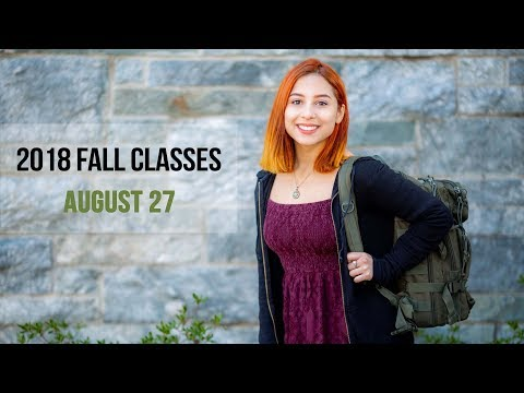Register for Fall Classes at Hagerstown Community College | 2018