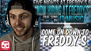 Vapor Reacts #538 | FIVE NIGHTS AT FREDDY'S 6 SONG