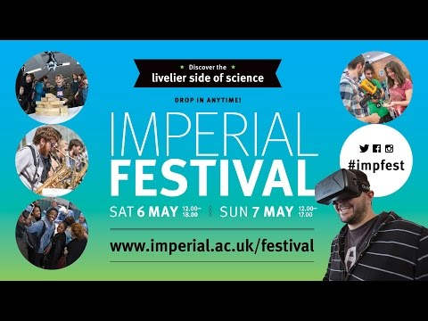 Music of Life: A Live Performance | Imperial festival 2017