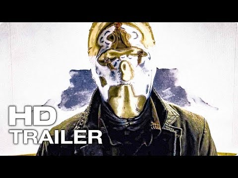 ХРАНИТЕЛИ Сезон 1 Русский Трейлер #2 (2019) SuperHero Amediateka, HBO Series