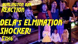 RuPaul's Drag Race All Stars 3x6 ELIMINATION SHOCKER Burlington BAR REACTION!