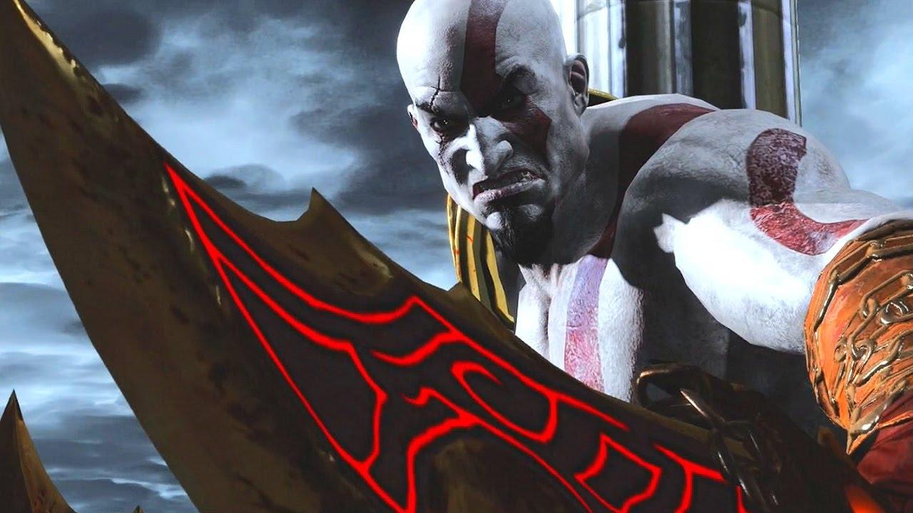 god of war 3 remastered walkthrough part 2 bow of